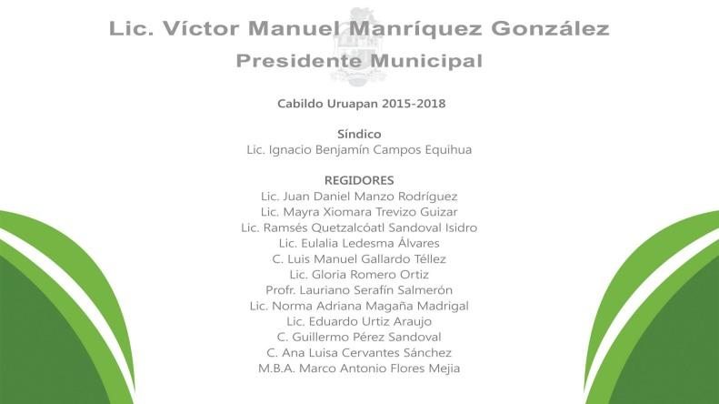 cabildo uruapan 2015 2018