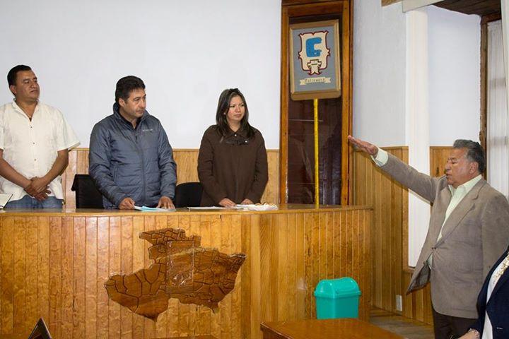 CP. Antonio Mendoza Rojas| Tesorero Municipal